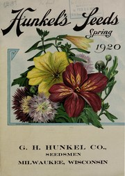 Cover of: Hunkel