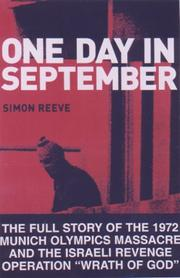 One day in September by Simon Reeve