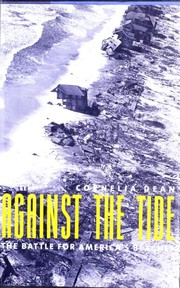 Against the tide by Cornelia Dean