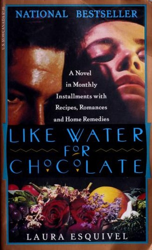a review of like water for chocolate by laura esquivel Like water for chocolate – laura esquivel 19 saturday may 2018 posted by  nymith in book reviews ≈ leave a comment tags laura esquivel, mexican.
