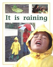Cover of: Pmp Yel N/F It Is Raining Is | Various