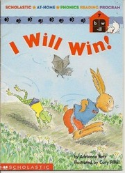 Cover of: I will win! | Adrienne Betz