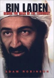 Bin Laden by Robinson, Adam.