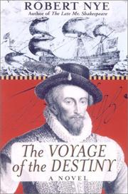 Cover of: The voyage of the Destiny