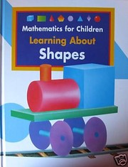 Cover of: Learning About Shapes (Fite, Josep M. Math for Children.) by Josep M. Fite
