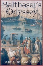 Cover of: Balthasar's Odyssey