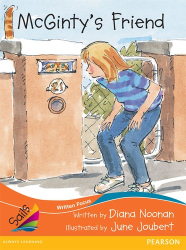 McGinty's friend by Diana Noonan