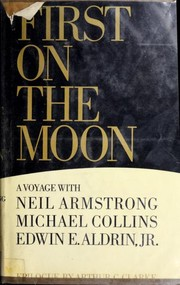 Cover of: First on the moon.