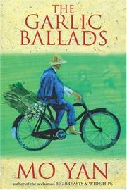 Cover of: The garlic ballads: a novel