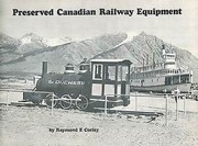 Cover of: Preserved Canadian railway-equipment