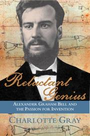 Cover of: Reluctant genius | Charlotte Gray
