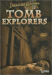 Cover of: Tomb explorers