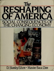 Cover of: The Reshaping of America