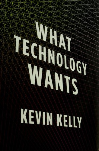 What technology wants by Kevin Kelly.
