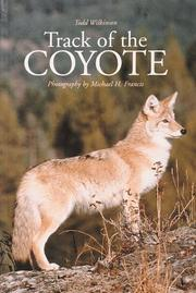 Cover of: Track of the coyote