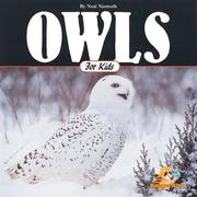 Cover of: Owls for kids