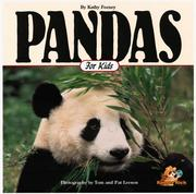 Cover of: Pandas for kids