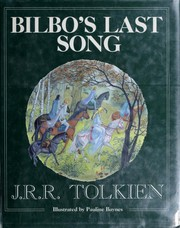 Cover of: Bilbo's Last Song (At the Grey Havens)