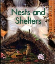 Cover of: Nests and Shelters (Fexp Sml USA) (First explorers) | Weldon Owen