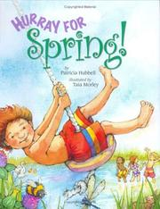 Cover of: Hurray for spring!