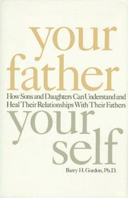 Cover of: Your father, your self
