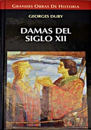 Cover of: Damas del siglo XII |