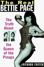 Cover of: real Bettie Page | Foster, Richard.