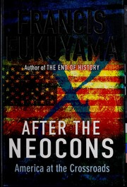 Cover of: After the neocons