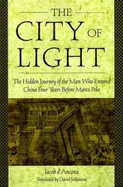 Cover of: The City of Light