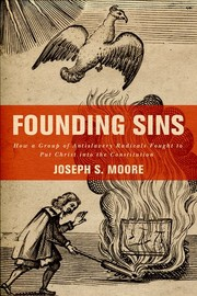 Cover of: Founding Sins |