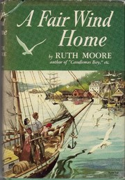 Cover of: A fair wind home | Ruth Moore