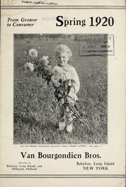 Cover of: Van Bourgondien Bros. from grower to consumer | K. van Bourgondien & Sons