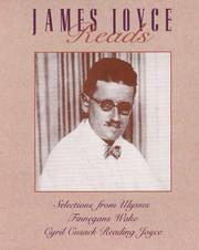 Cover of: James Joyce Reads