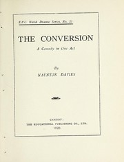 Cover of: The conversion