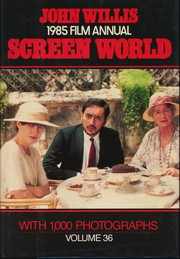 Cover of: Screen World 1985