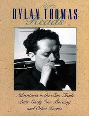 Cover of: More Dylan Thomas Reads