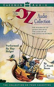 Cover of: The Oz Audio Collection |