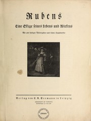 Cover of: Rubens