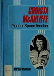 Cover of: Christa McAuliffe | Charlene W. Billings