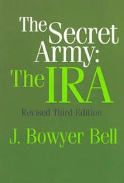 Cover of: The secret army