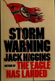 Storm warning by Jack Higgins