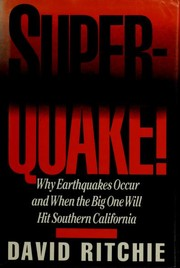 Cover of: Superquake! | Ritchie, David