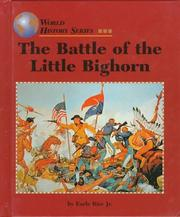 Cover of: The Battle of the Little Bighorn