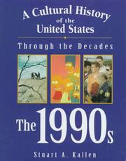 Cover of: The 1990s