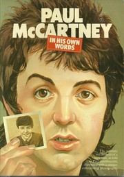 Cover of: Paul McCartney in his own words