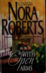 Cover of: With open arms | Nora Roberts
