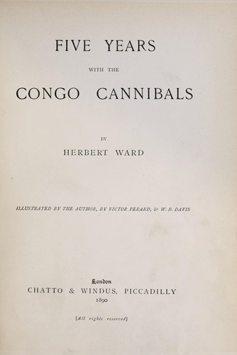 Five years with the Congo cannibals