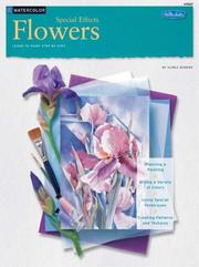 Cover of: Watercolor: Flowers
