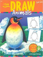Cover of: I Can Draw Animals