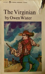Cover of: The Virginian | Owen Wister